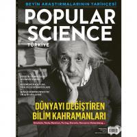 Popular Science Türkiye  Dergisi Sayı: 84 Nisan 2019