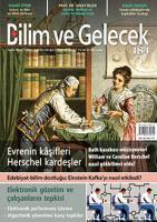 Bilim ve Gelecek Dergisi Sayı:184  Haziran  2019