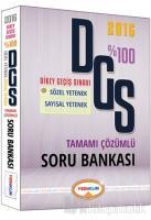 2016 DGS Sözel Yetenek Sayısal Yetenek Tamamı Çözümlü Soru Bankası