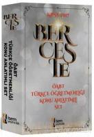 2017 ÖABT Berceste Türkçe Öğretmenliği Konu Anlatımlı Modüler Seti (3 Kitap Takım)