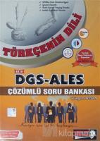 2018 DGS - ALES Türkçenin Dili Çözümlü Soru Bankası