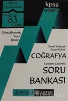 2018 KPSS Genel Yetenek Genel Kültür Coğrafya Tamamı Çözümlü Soru Bankası
