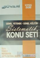 2018 KPSS Genel Yetenek Genel Kültür Sistematik Konu Seti