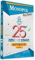 2018 KPSS GKGY Matematik - Geometri Tamamı Çözümlü 25 Deneme Sınavı