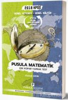 2018 KPSS GYGK Pusula Matematik Çek Kopar Yaprak Test