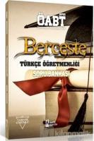 2018 ÖABT Berceste Türkçe Öğretmenliği Soru Bankası