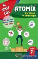 2019 8.Sınıf LGS Atomix Din Kültürü ve Ahlak Bilgisi 110 Deneme Sorusu