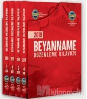 2019 Beyanname Düzenleme Kılavuzu (4 Cilt) (Ciltli)