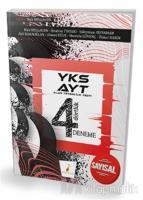 2019 YKS AYT Sayısal 4 Dörtlük 4 Deneme Sınavı