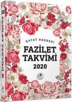 2020 Hayat Rehberi Fazilet Takvimi - Yurtiçi 3.Bölge Ciltli