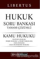 2020 KPSS A Grubu Libertus Hukuk Tamamı Çözümlü Soru Bankası