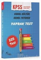 2020 KPSS Genel Yetenek Genel Kültür Yaprak Test