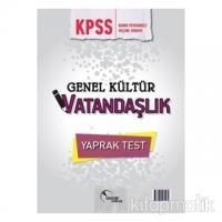 2020 KPSS Vatandaşlık Yaprak Test