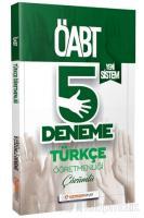2020 ÖABT Türkçe Öğretmenliği Çözümlü 5 Deneme (Yeni Sistem)