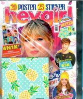 Heygirl Dergisi Nisan 2019