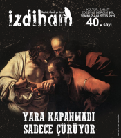 İzdiham Dergisi Sayı: 40 Temmuz- Ağustos 2019