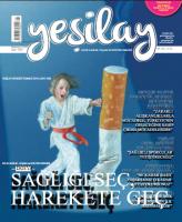 Yeşilay Dergisi Sayı: 1026  Temmuz  2019