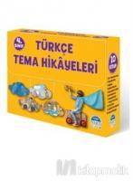4. Sınıf Türkçe Tema Hikayeleri (10 Kitap Takım)