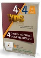 4x4 YDS 4 Özgün Çözümlü Deneme Sınavı