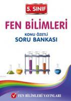 5. Sınıf Fen Bilimleri Konu Özetli Soru Bankası