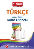 5. Sınıf Türkçe Konu Özetli Soru Bankası