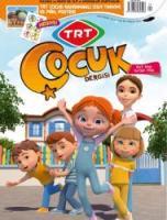 TRT Çocuk Dergisi Aralık 2018 Sayı 99