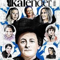 Kalender Dergisi Sayı 5 Nisan 2018