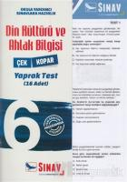 6. Sınıf Din Kültürü ve Ahlak Bilgisi Yaprak Test