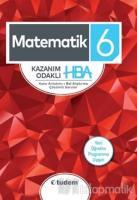 6.Sınıf Matematik Kazanım Odaklı Hba Konu Anlatımlı 2020