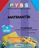 7. Sınıf PYBS Matematik 10 Deneme