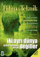 Bilim ve Teknik Dergisi Sayı:616 Mart 2019