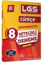 8. Sınıf Fen Liseleri ve Nitelikli Okullar Sınavı İçin Türkçe 8 Genel Deneme Sınavı