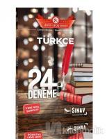 8. Sınıf LGS Türkçe 24 Deneme
