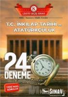 8. Sınıf T.C. İnkılap Tarihi ve Atatürkçülük 24 Deneme