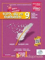 9. Sınıf Türk Dili ve Edebiyatı Konu Anlatan Soru Bankası