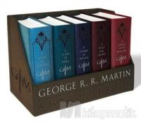 A Game of Thrones -  (Song of Ice and Fire Series) Leather Cloth Boxed Set