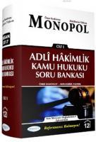 Adli Hakimlik Açıklamalı Kamu Hukuku Soru Bankası