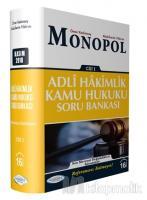 Adli Hakimlik Kamu Hukuku Soru Bankası (Ciltli)