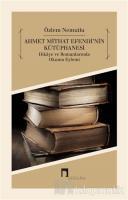 Ahmet Mithat Efendi'nin Kütüphanesi