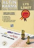 Altın Karma LYS Limit Soru Bankası