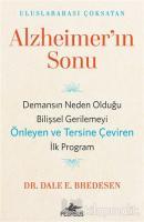 Alzheimer'ın Sonu
