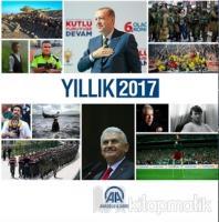 Anadolu Ajansı Yıllık 2017 (Ciltli)