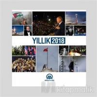 Anadolu Ajansı Yıllık 2018 (Ciltli)