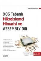 X86 Tabanlı Mikroişlemci Mimarisi Ve Assembly