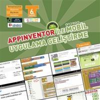 Appinventor ile Mobil Uygulama Geliştirme (DVD'li)