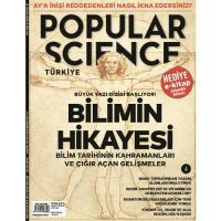 Popular Science Türkiye Dergisi Sayı: 94 Şubat 2020