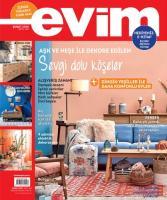 Evim Dergisi Sayı: 168 Şubat 2020