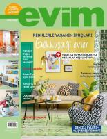 Evim Dergisi Sayı: 169 Mart 2020