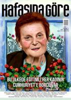 Kafasına Göre Dergisi Sayı: 31 Mart - Nisan 2020