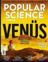 Popular Science Türkiye Dergisi Sayı: 95 Mart 2020